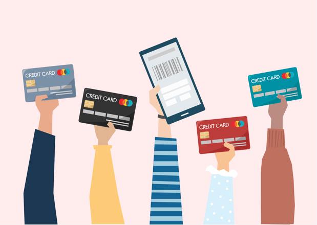 Consigue Ya Tu Tarjeta De Crédito Sin Nómina Y Con Asnef Mifinanciacion